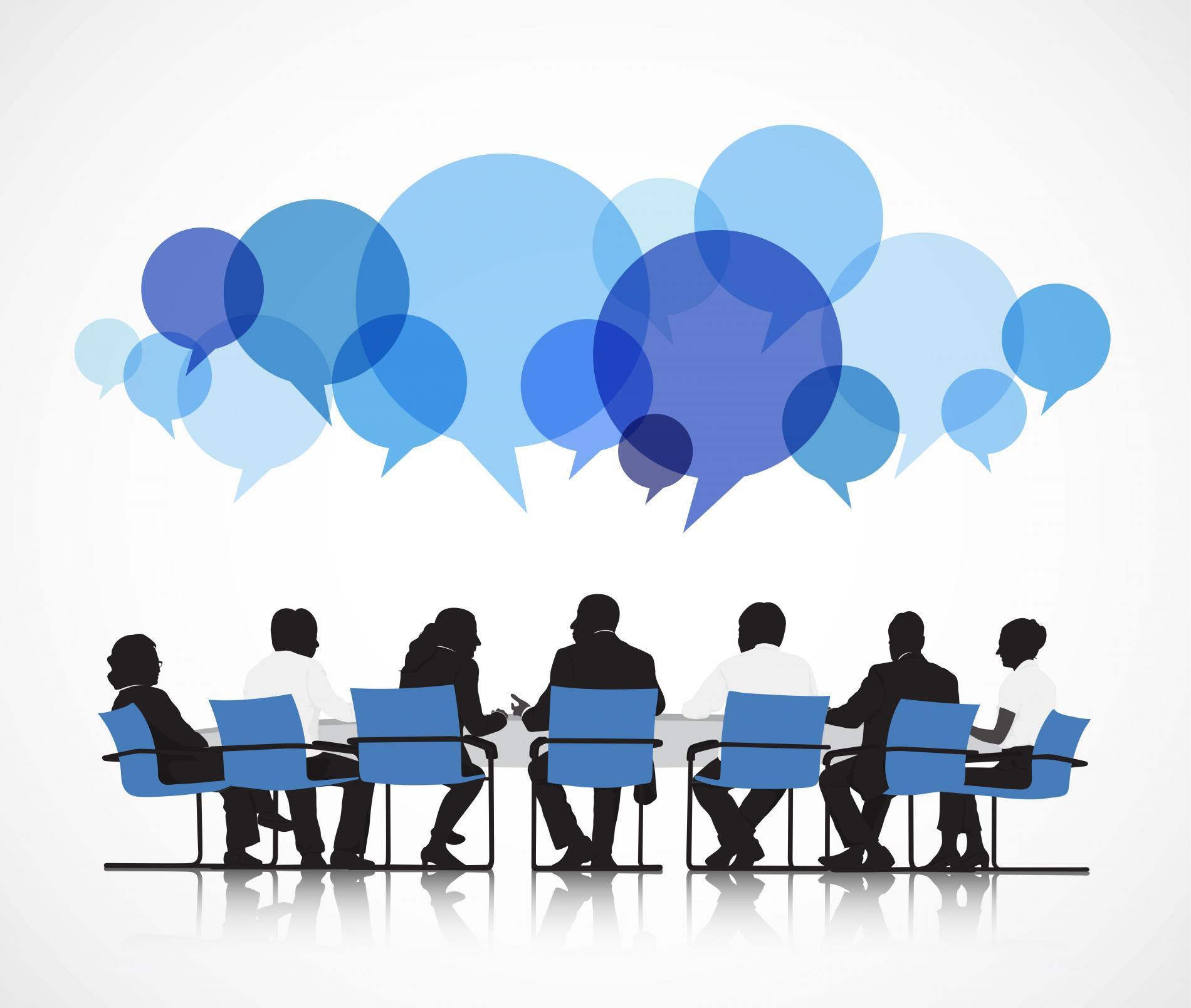 come affrontare incontri informali